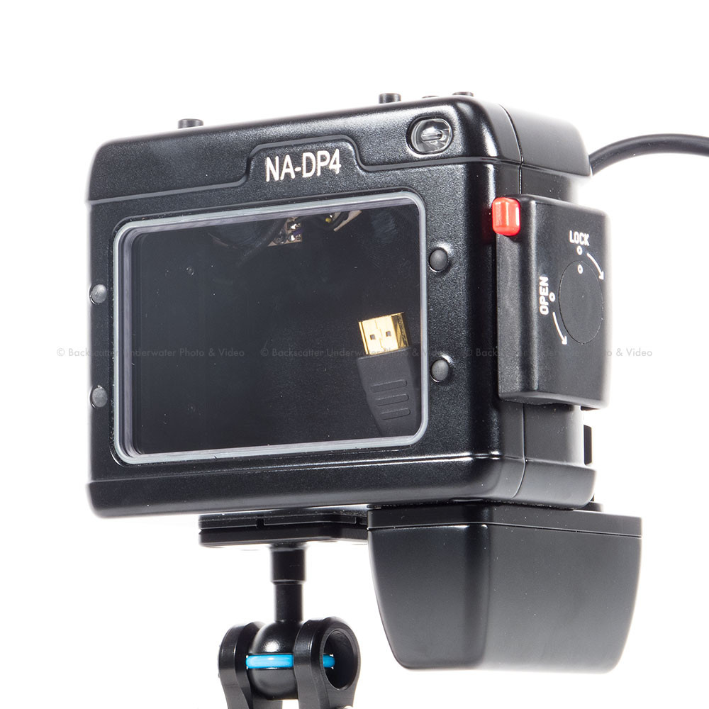Nauticam NA-DP4 Underwater Housing for SmallHD 4.3 inch Monitor
