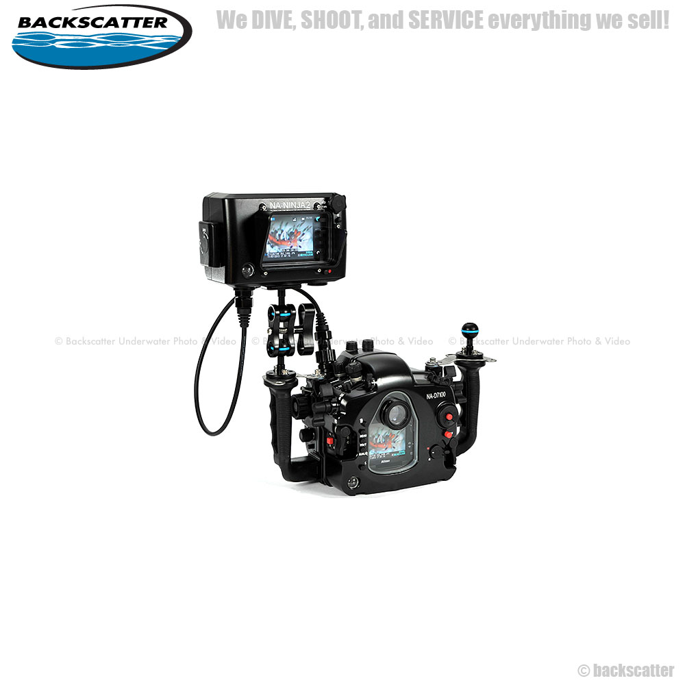 Nauticam NA-NINJA2 Underwater Housing for Atomos Ninja-2