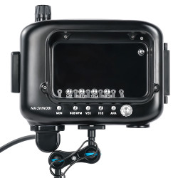 Nauticam Atomos Shinobi HDMI Underwater Housing NA-SHINOBI-H