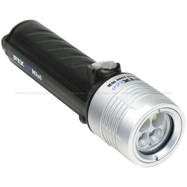 Fisheye FIX Neo Mini 1000 WR Focus & Dive Light