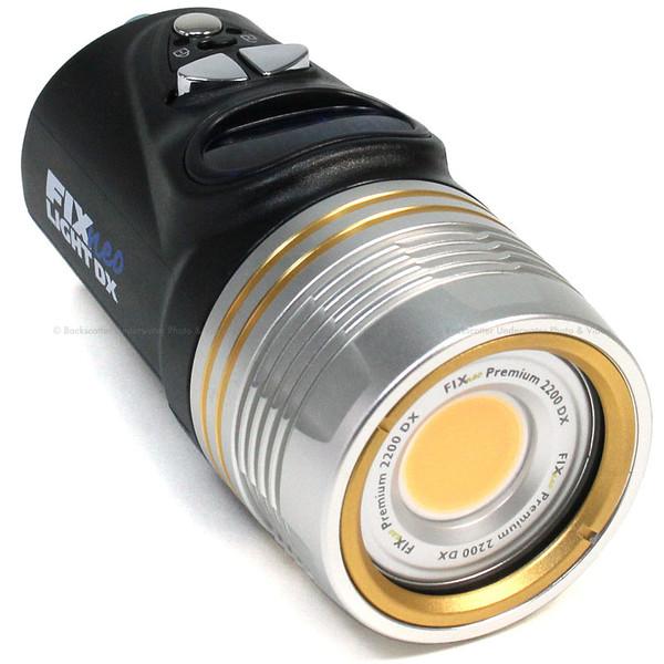 Fisheye FIX Neo Premium 2200 DX Video Light