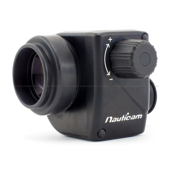 Nauticam 180° Straight Viewfinder for DSLR Underwater Housings
