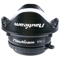 Nauticam WWL-1 Wet Wide Lens 130° 67mm Wetmate lens