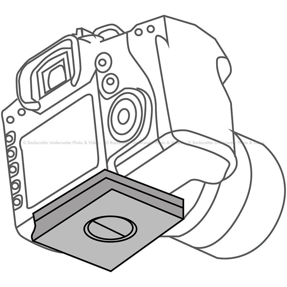 Backscatter Underwater Mirrorless, Maintenance Parts