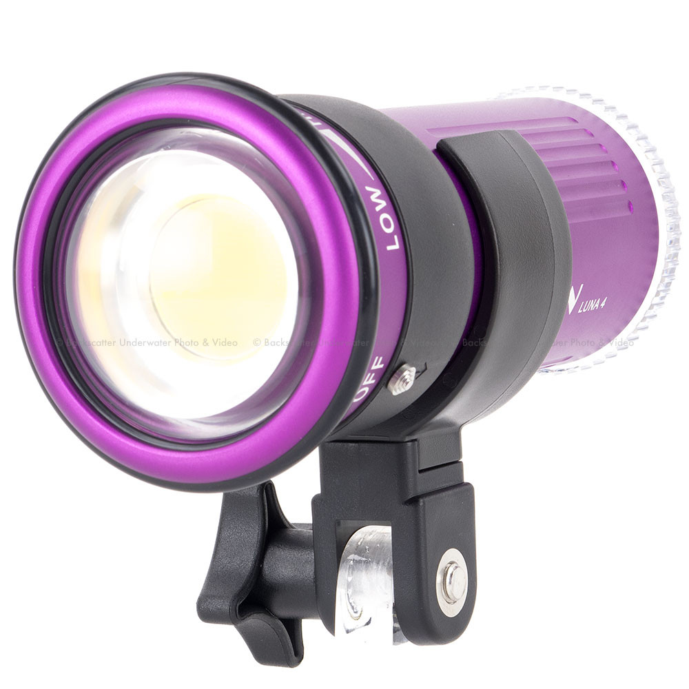 Keldan Video 4X FLUX 8,000 Lumen Underwater Video Light