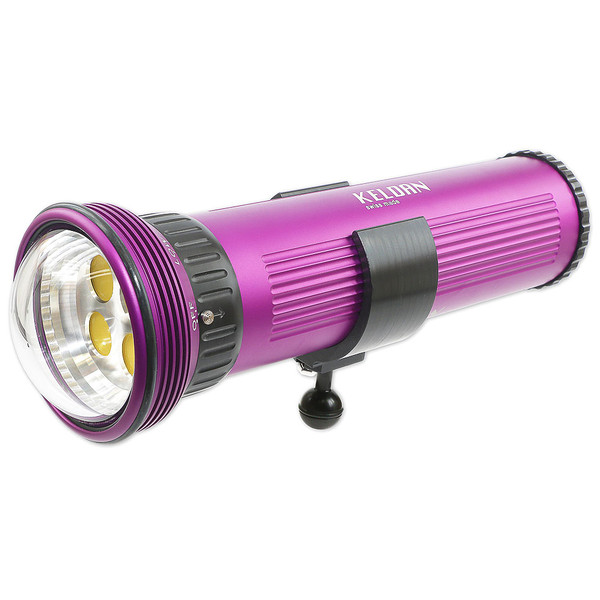 Keldan Video 18X FLUX 30,000 Lumen Underwater Video Light