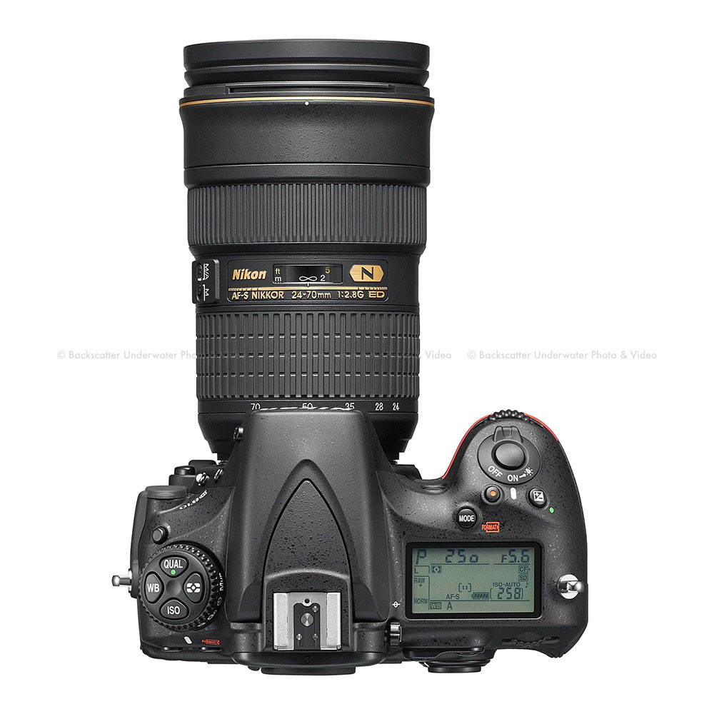 Nikon D810 FX Full Frame DSLR Camera Body