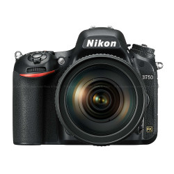 Nikon D750 FX Full-Frame DSLR Camera Body