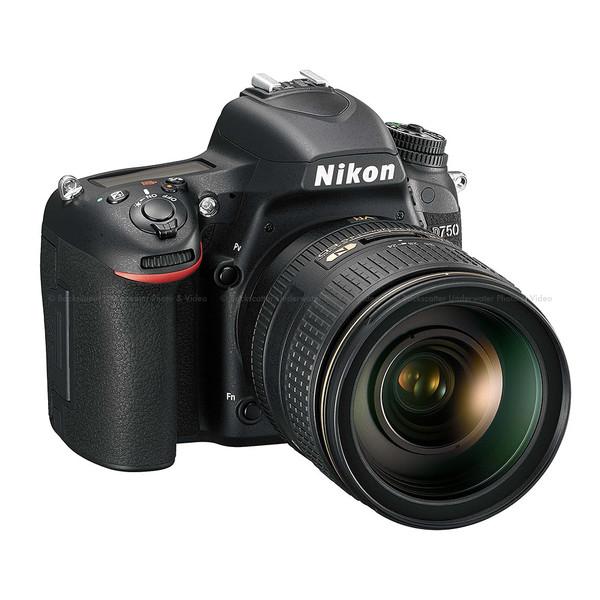 Nikon D750 FX Full-Frame DSLR Camera Body