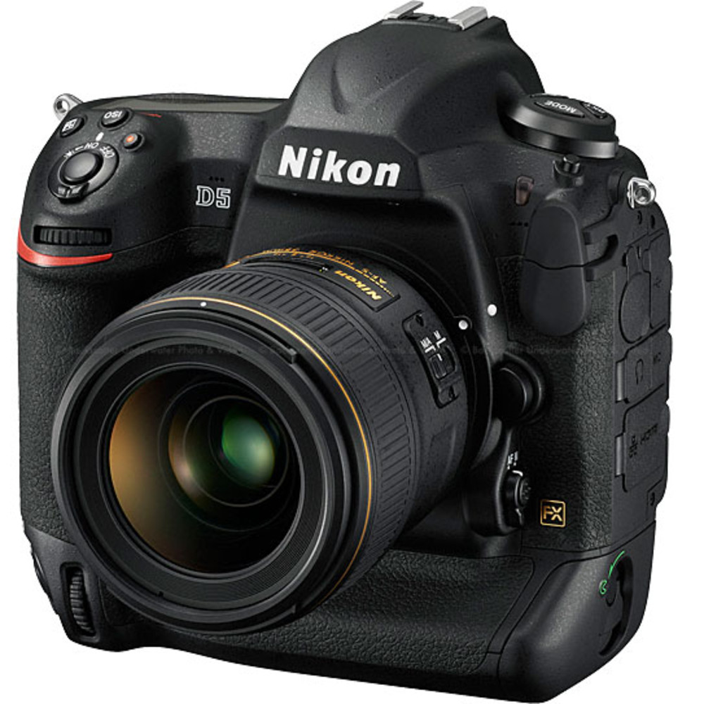 Nikon D5 FX Full Frame DSLR CF Camera Body