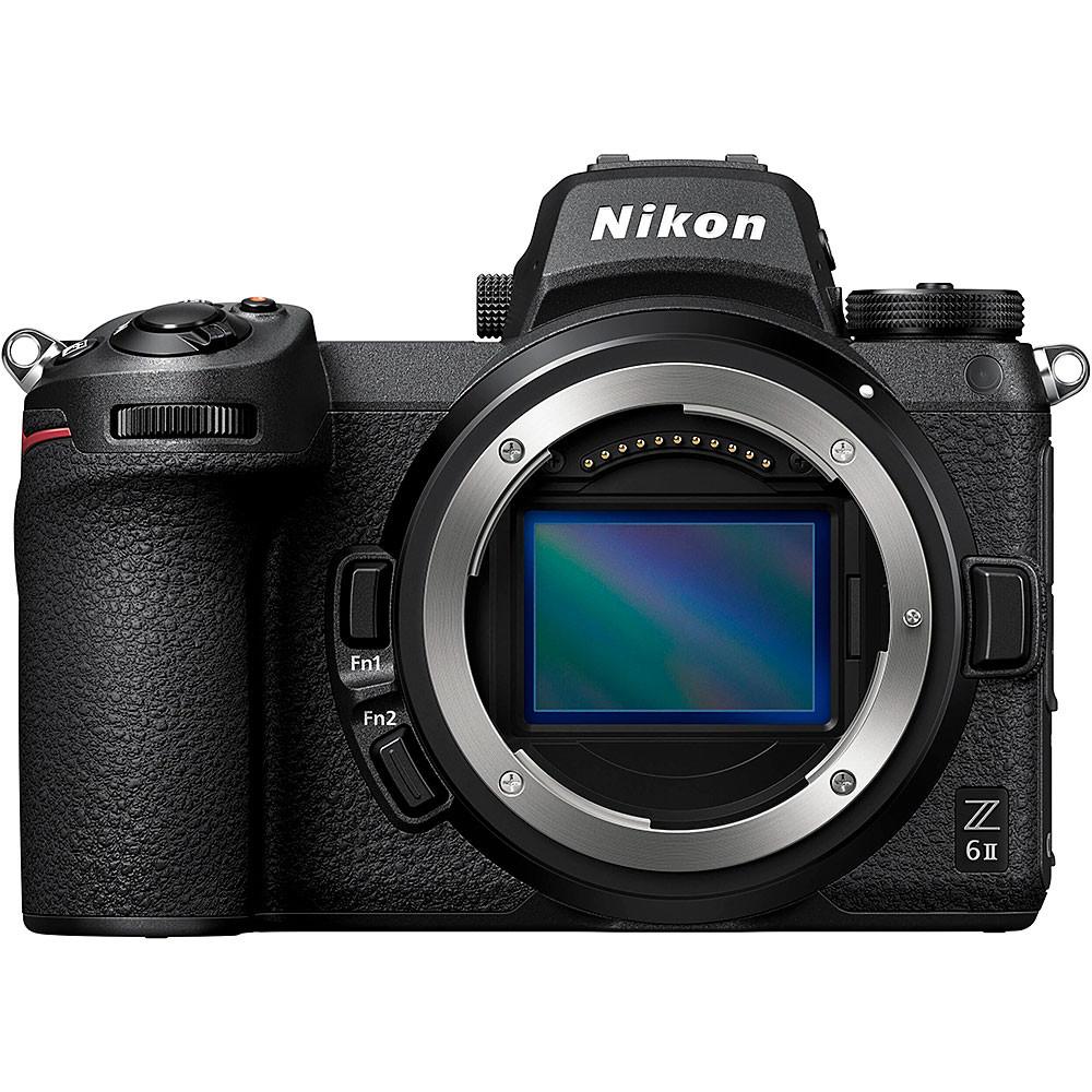Nikon Z 6 II Mirrorless Camera