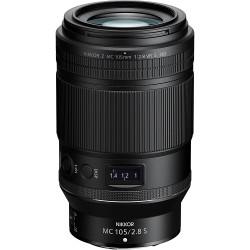 Nikon Z MC 105mm f/2.8 VR S NIKKOR Lens