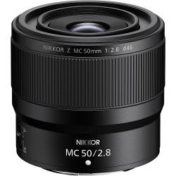 Nikon Z MC 50mm f/2.8 Macro Lens