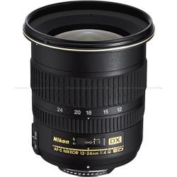 Nikon 12-24mm f4G ED-AF Digital Zoom Nikkor Lens for Nikon Digital Cameras