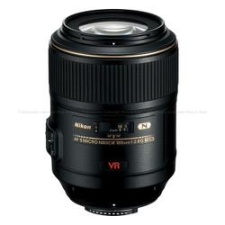 Nikon AF-S VR Micro-Nikkor 105mm f/2.8G IF-ED Macro Lens