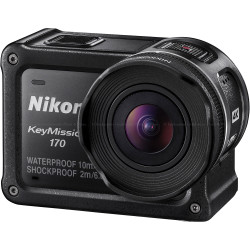 Nikon KeyMission 170 Action Camera