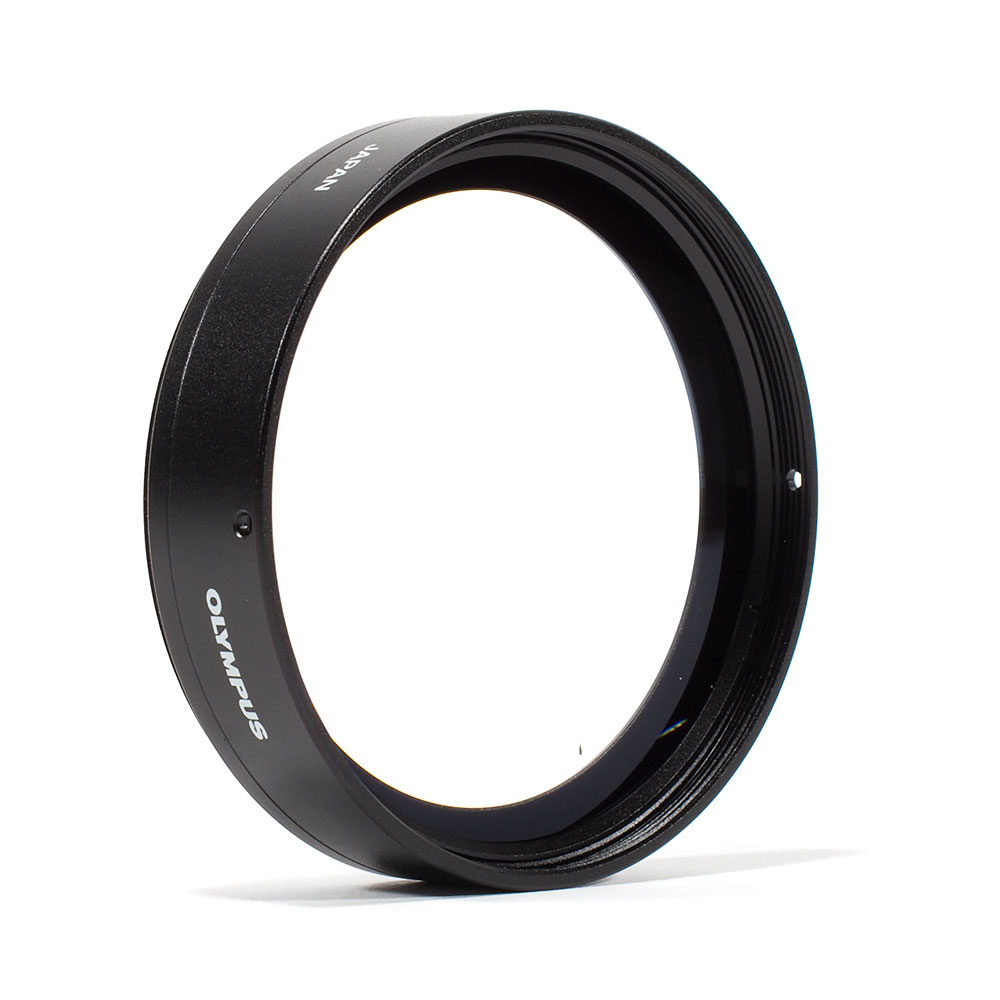 Olympus 67mm Threaded Macro Lens PTMC-01