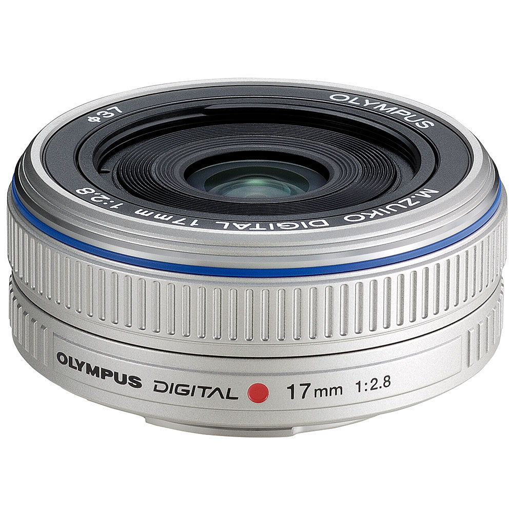 Olympus M.Zuiko 17mm f/2.8 Micro Four Thirds Lens