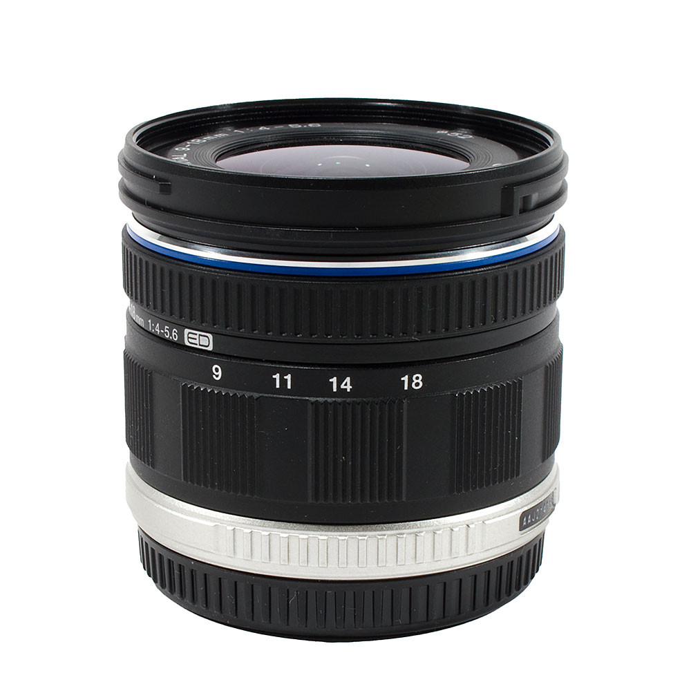 Olympus M Zuiko ED 9-18mm f/4.0-5.6 Lens