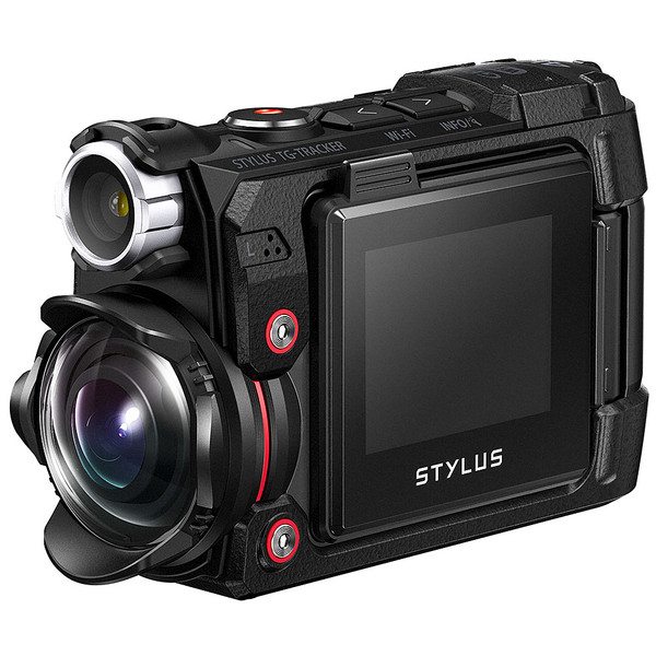 Olympus Tough TG-Tracker Action Camera - Black