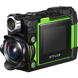Olympus Tough TG-Tracker Action Camera - Green
