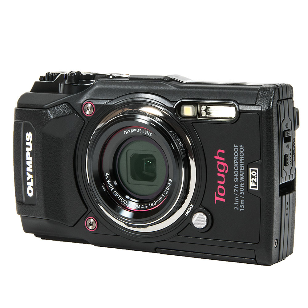 Olympus Tough TG-5 Waterproof Compact Camera