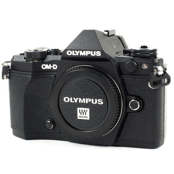 Olympus om d e m5 mark ii mirrorless camera black body