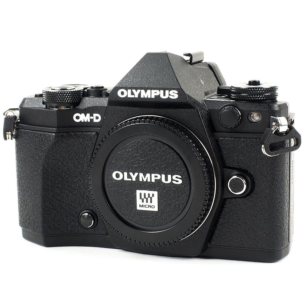 Olympus OM-D E-M5 Mark II Mirrorless Camera Black Body