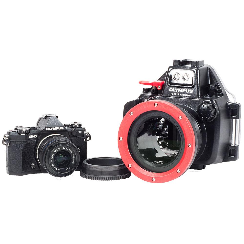 Olympus E-M5 Mark II Underwater Camera Review - Underwater ...