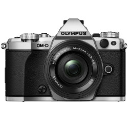 Olympus OM-D E-M5 Mark II Mirrorless Camera Silver Body