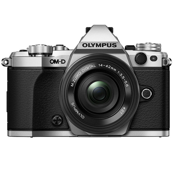 Olympus OM-D E-M5 Mark II Mirrorless Camera Silver Body