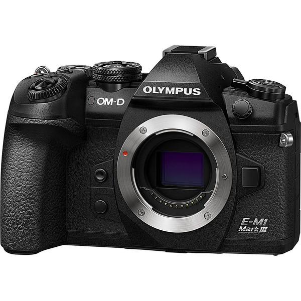 Olympus OM-D E-M1 III Mirrorless Camera