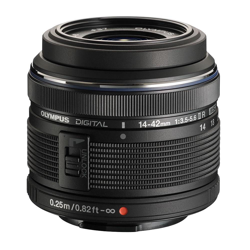 Olympus M.Zuiko 14-42mm f3.5-5.6 II R Kit Micro 4:3 Lens
