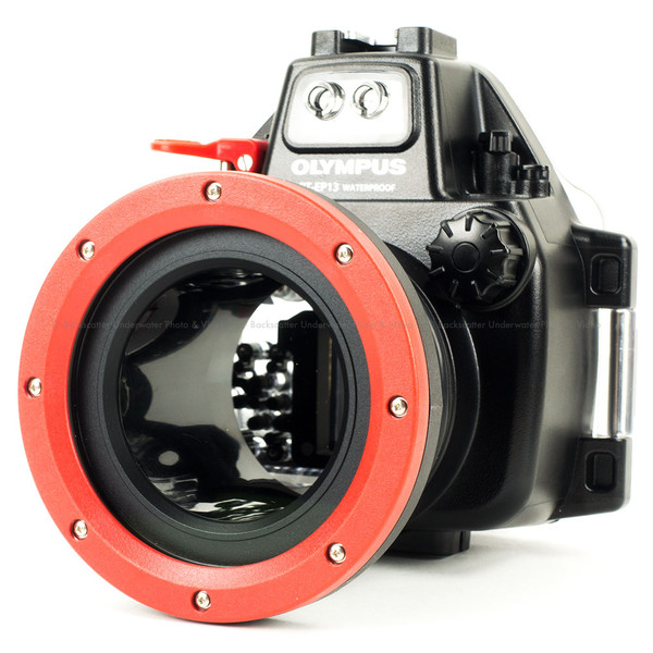 Olympus PT-EP13 Underwater Housing for Olympus OM-D E-M5 Mark II Mirrorless Camera