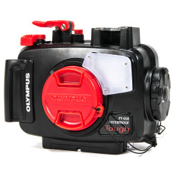 Olympus PT-058 Underwater Housing for Olympus Tough TG-5 Camera