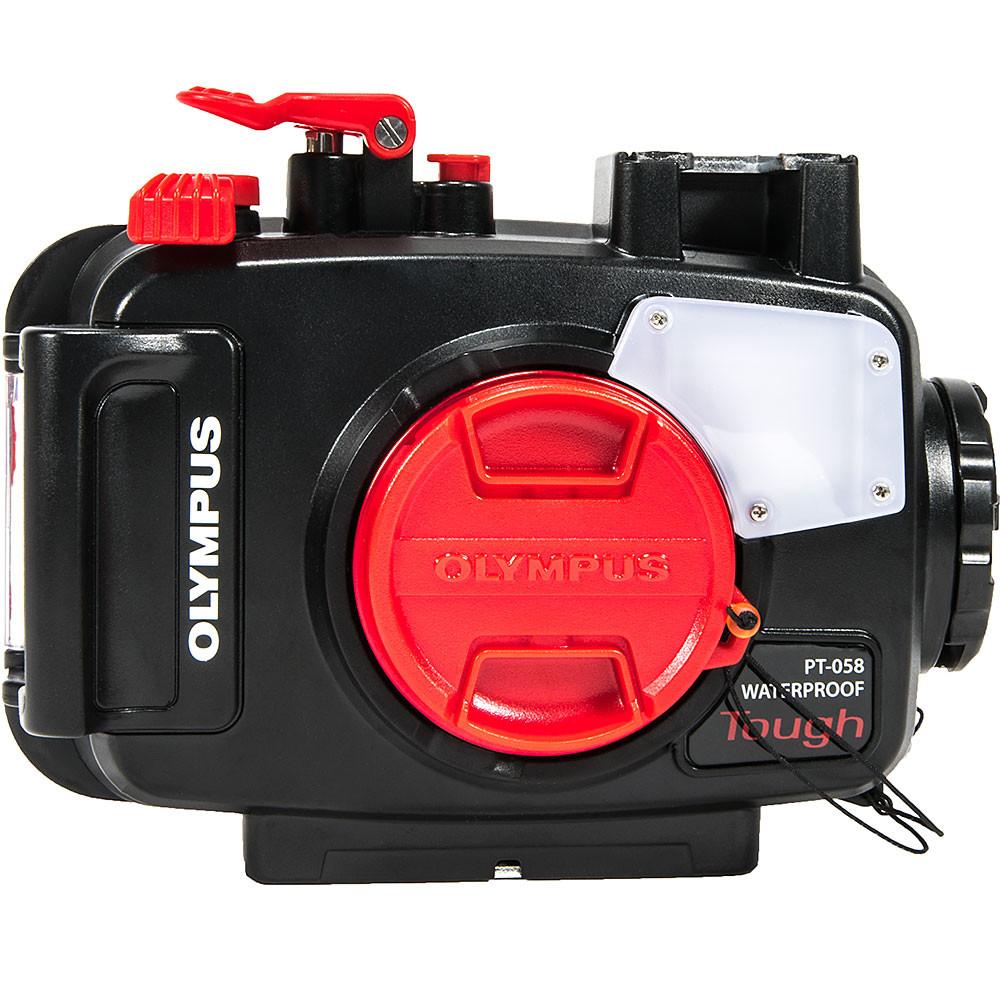 Olympus PT-058 Underwater Housing for Olympus Tough TG-5 Camera