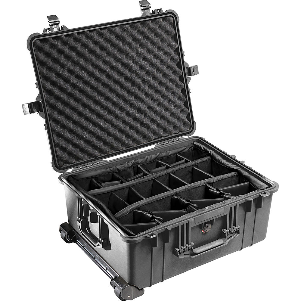 Pelican 1610 Case w/ Dividers