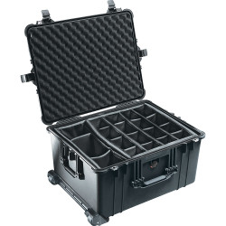 Pelican 1620 Case with Padded Dividers