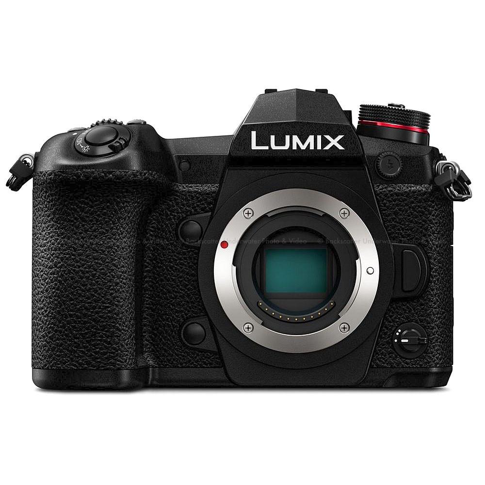Panasonic LUMIX G9 Mirrorless Camera Body