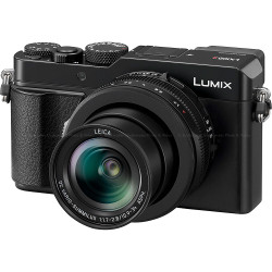 Panasonic LUMIX LX100 II Four-Thirds Compact Camera