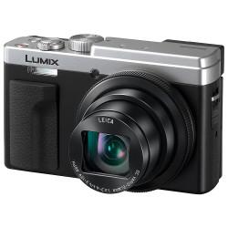 Panasonic LUMIX DC ZS80 Compact Camera - Silver
