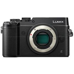 Panasonic LUMIX GX8 Mirrorless Micro 4/3 Camera - Black Body Only