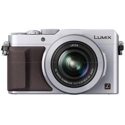 Panasonic LUMIX LX100 Integrated Leica DC Lens Compact Camera - Silver