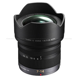 Panasonic Lumix G VARIO 7-14mm/F4.0 ASPH. Lens