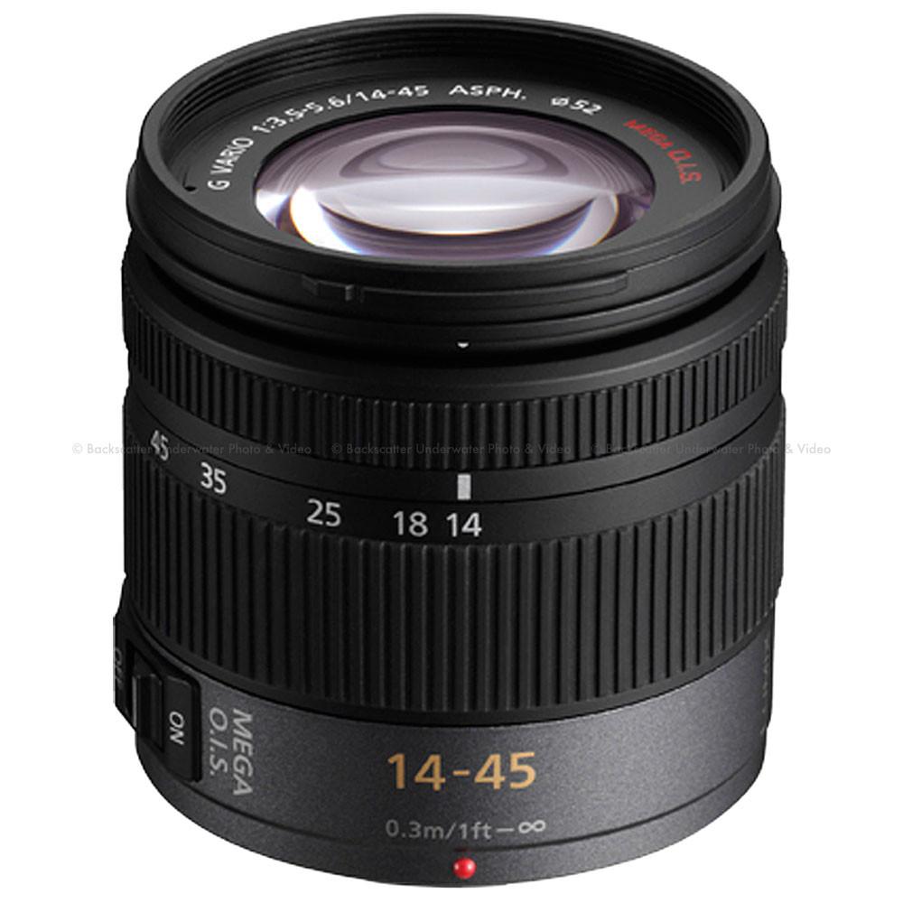 Panasonic LUMIX G VARIO 14-45mm f/3.5-5.6 ASPH/MEGA O.I.S Lens