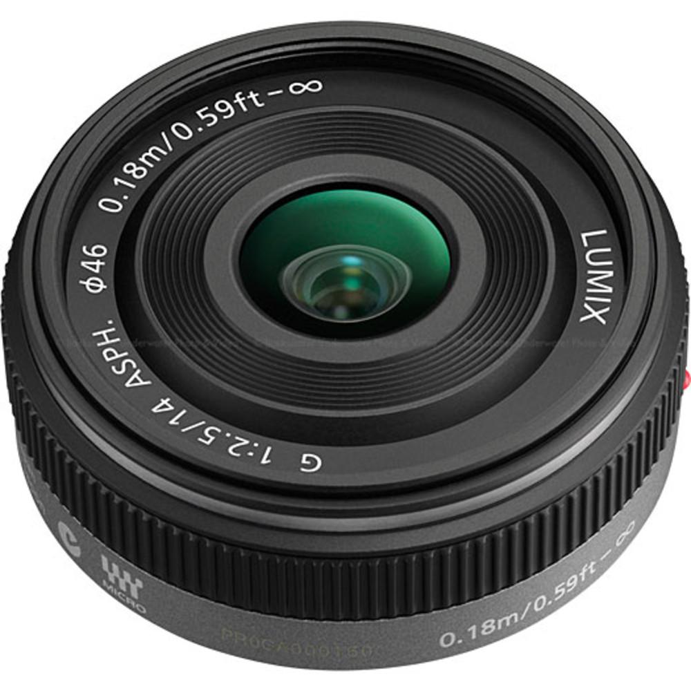 Panasonic Lumix G 14mm / F2.5 ASPH. Lens