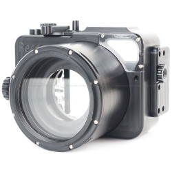 Recsea CWC-G7X Underwater Housing for Canon G7 X Compact Camera