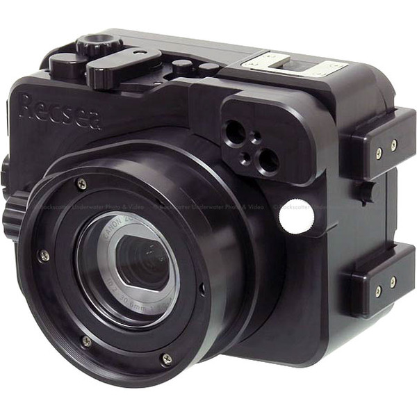 Recsea CWC-G9X Underwater Housing for Canon Powershot G9 X Compact Camera