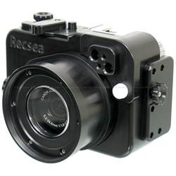 Recsea CWC-S120 Underwater Housing for Canon Powershot S120 Compact Camera