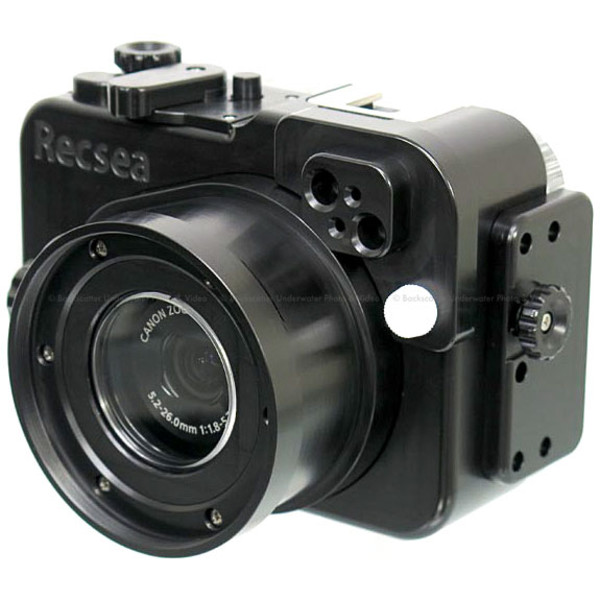 Recsea CWC-S120 Underwater Housing for Canon Powershot S120 Compact Camera